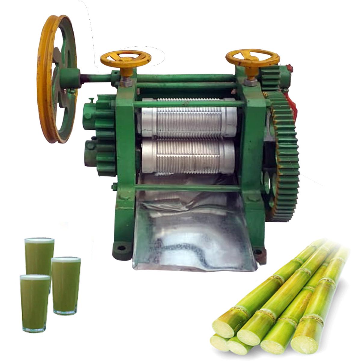 Made in India - Heavy Duty Manual 4 Gear Sugarcane Juice ...